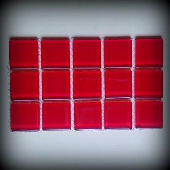 czerwona