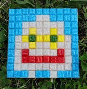 mozaika pikselowa